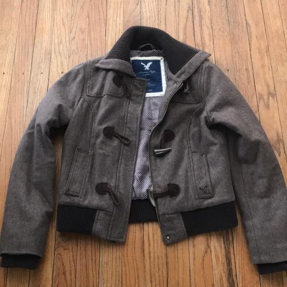 f6fcbbf89 AE Women's Bomber Jacket, size medium